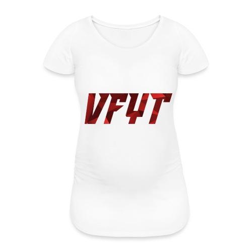vfyt shirt - Vrouwen zwangerschap-T-shirt