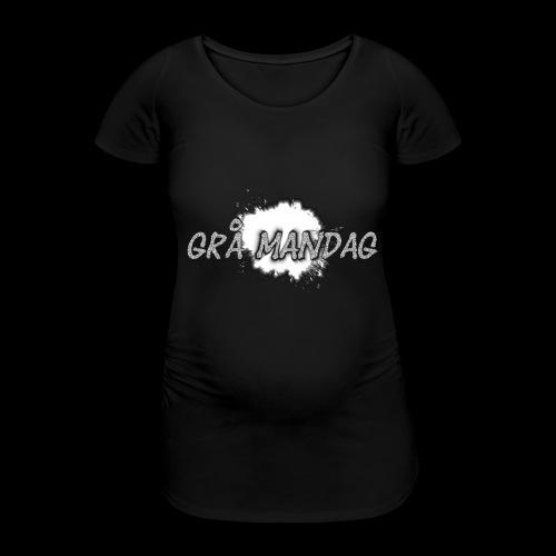 Grå Mandag - Vente-T-shirt