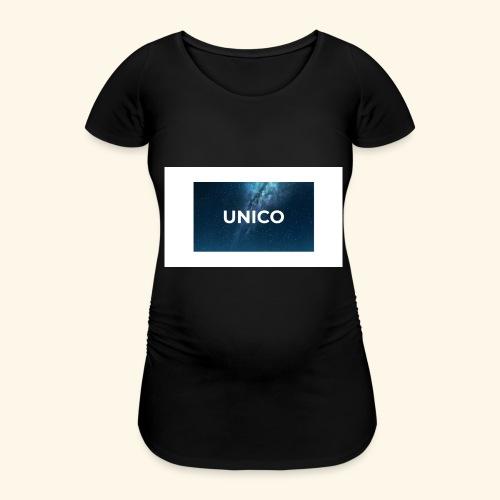 copertina canzone-unico - Maglietta gravidanza da donna