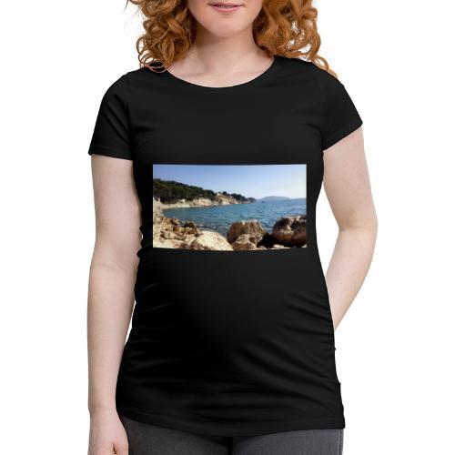 Corniche - T-shirt de grossesse Femme