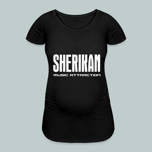 Sherikan logo - Gravid-T-shirt dam