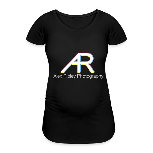 AR Photography - Women's Pregnancy T-Shirt