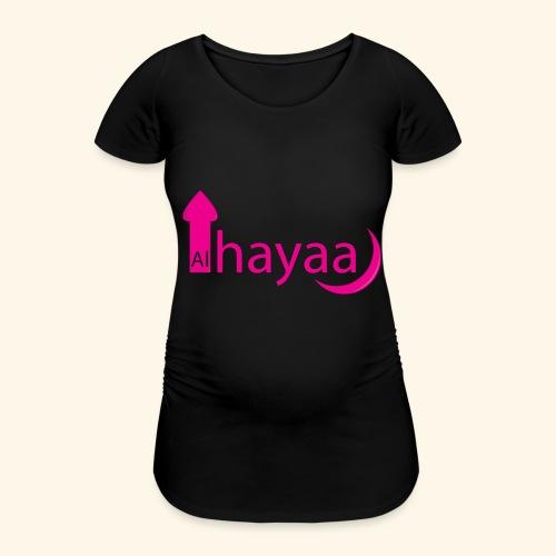 Al Hayaa - T-shirt de grossesse Femme