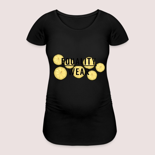 Equality Wear Fresh Lemon Edition - Women's Pregnancy T-Shirt