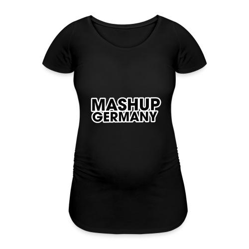 Mashup-Germany Shirt Long (Men) - Frauen Schwangerschafts-T-Shirt