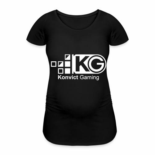clear large - Women's Pregnancy T-Shirt