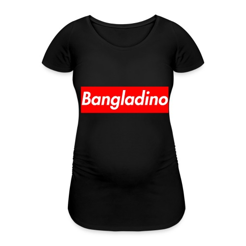 Bangladino - Maglietta gravidanza da donna