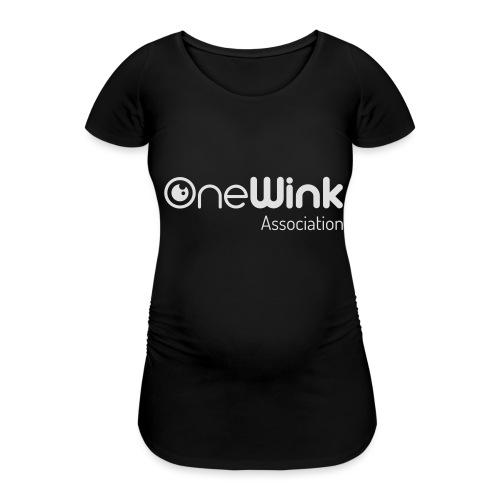 OneWink Association - T-shirt de grossesse Femme