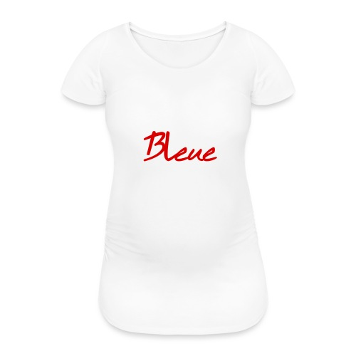 La Chair Bleue est la couleur de mes rêves #1 - T-shirt de grossesse Femme
