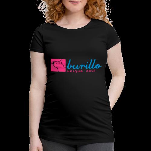 Burillo - Frauen Schwangerschafts-T-Shirt