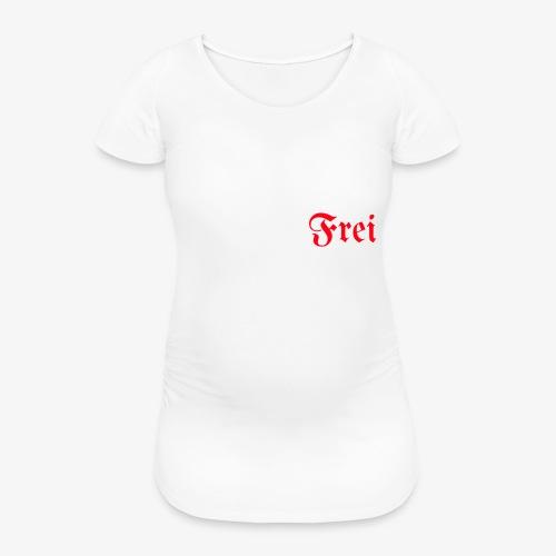 Elsass Frei - T-shirt de grossesse Femme