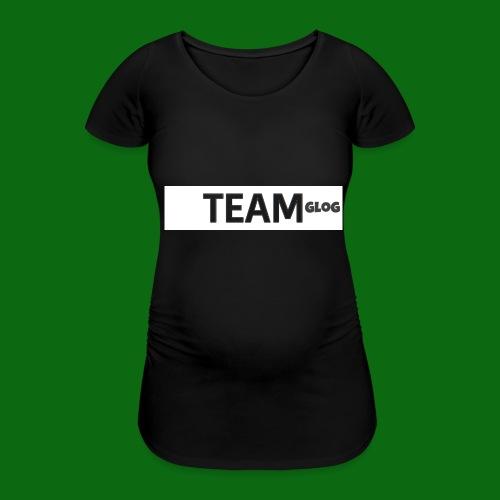 Team Glog - Women's Pregnancy T-Shirt
