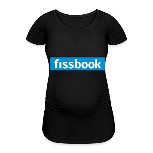 Fissbook Derry - Women's Pregnancy T-Shirt