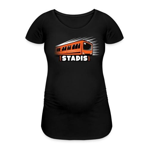 STADISsa METRO T-Shirts, Hoodies, Clothes, Gifts - Naisten äitiys-t-paita