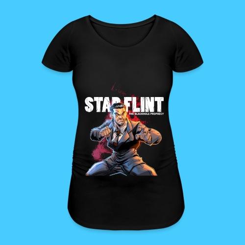 Draco Vargas 2 - T-shirt de grossesse Femme