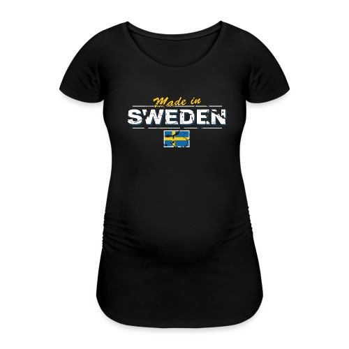 MADE IN SWEDEN - Women's Pregnancy T-Shirt
