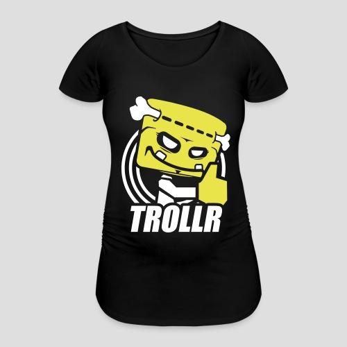 TROLLR Like - T-shirt de grossesse Femme