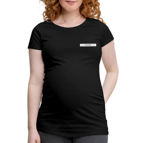 BONDGIRL - Vrouwen zwangerschap-T-shirt