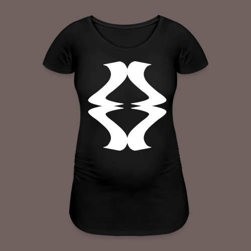 GBIGBO zjebeezjeboo - Rock - As de pique - T-shirt de grossesse Femme