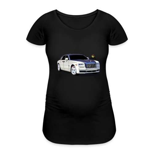Luxury car - Women's Pregnancy T-Shirt