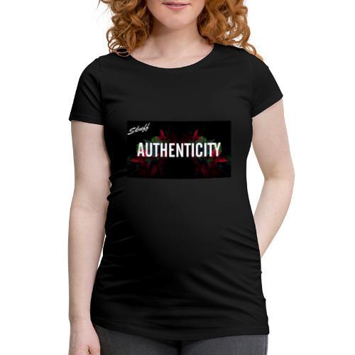 Authenticity - T-shirt de grossesse Femme