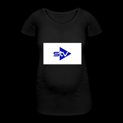 Skirä television - Gravid-T-shirt dam