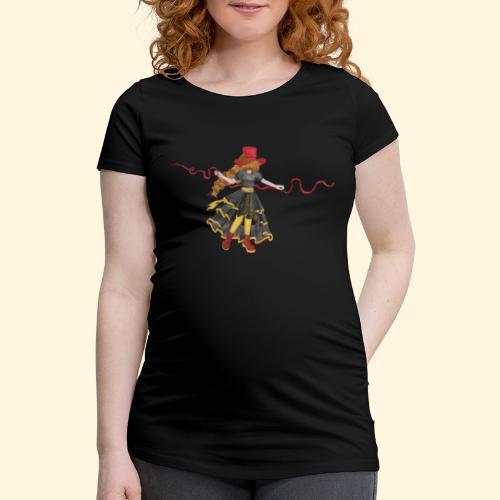 Ladybird - La célèbre uchronaute - T-shirt de grossesse Femme