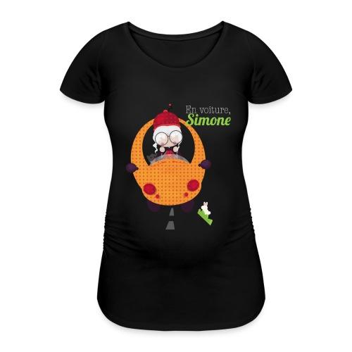 AUTOSIMONE - T-shirt de grossesse Femme