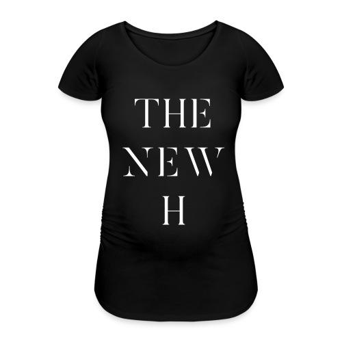 The New H - Frauen Schwangerschafts-T-Shirt