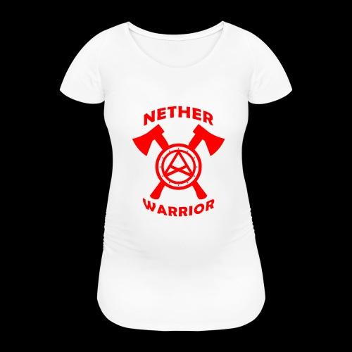 Nether Warrior T-shirt - Maglietta gravidanza da donna