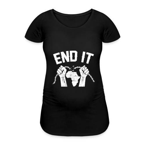BANTU édition - T-shirt de grossesse Femme
