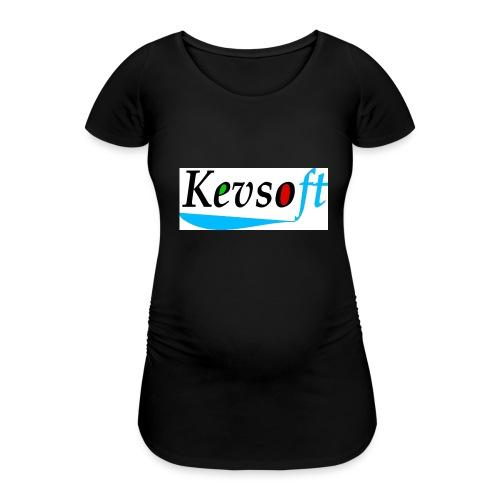 Kevsoft - Women's Pregnancy T-Shirt