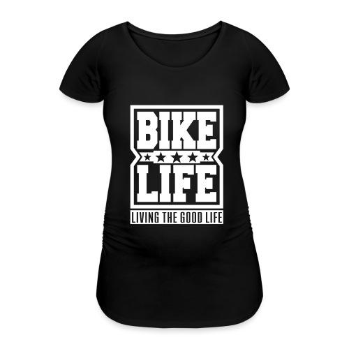 Bikelife Standard Hoodie - Women's Pregnancy T-Shirt