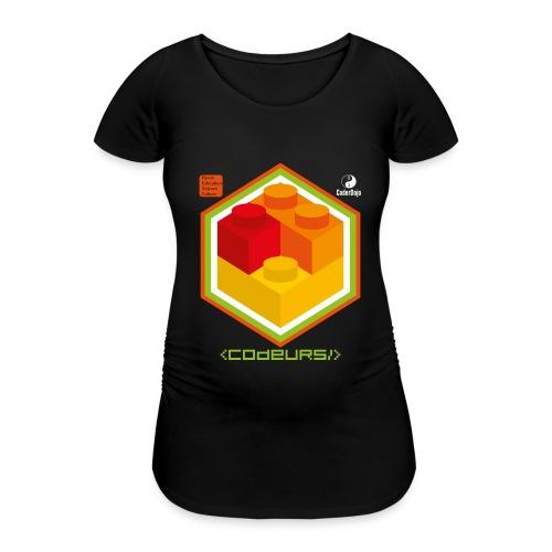 Esprit Brickodeurs - T-shirt de grossesse Femme