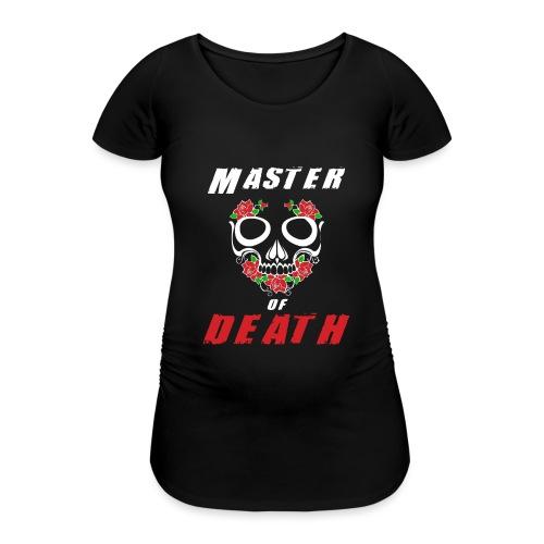 Master of death - white - Koszulka ciążowa