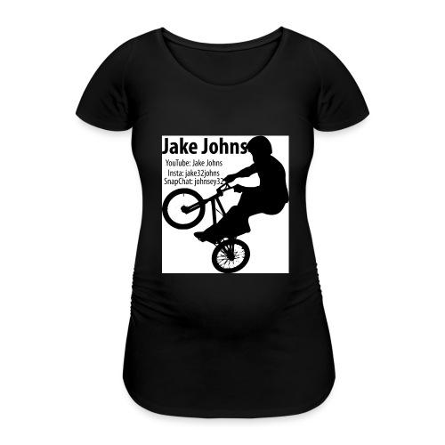 Jake Johns - Women's Pregnancy T-Shirt