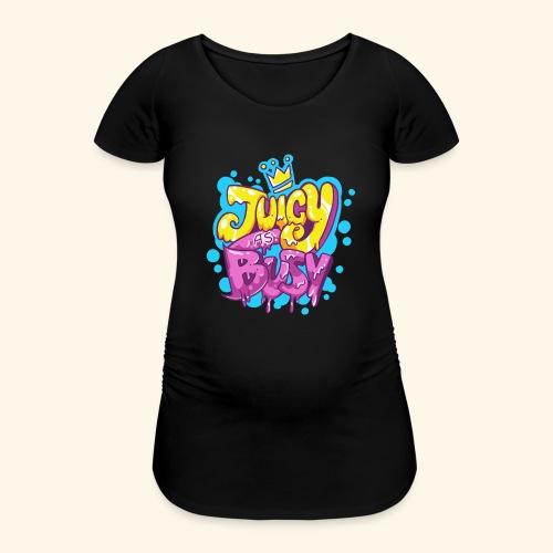 Juicy as Busy - Camiseta premamá