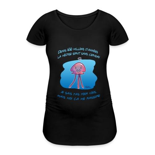 Meduse - T-shirt de grossesse Femme