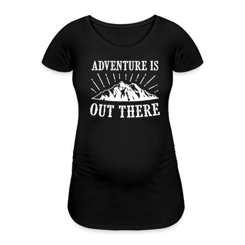 adventure - Koszulka ciążowa