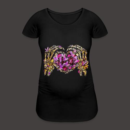 L amour Cristallin Creepy - T-shirt de grossesse Femme