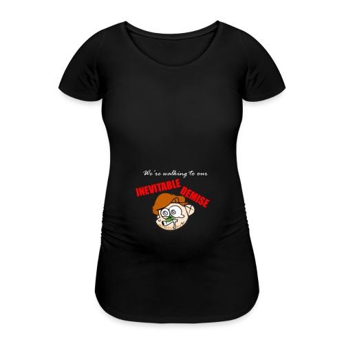 DEMISE - Women's Pregnancy T-Shirt