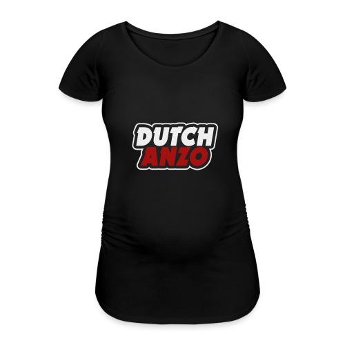 dutchanzo - Vrouwen zwangerschap-T-shirt