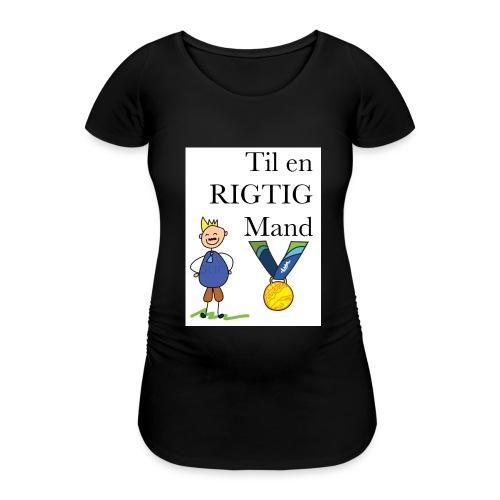 En rigtig mand - Vente-T-shirt