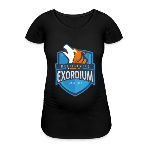 Emc. - Frauen Schwangerschafts-T-Shirt