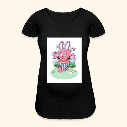 arnold le lapin - T-shirt de grossesse Femme