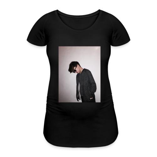 Coole Handyhulle - Frauen Schwangerschafts-T-Shirt