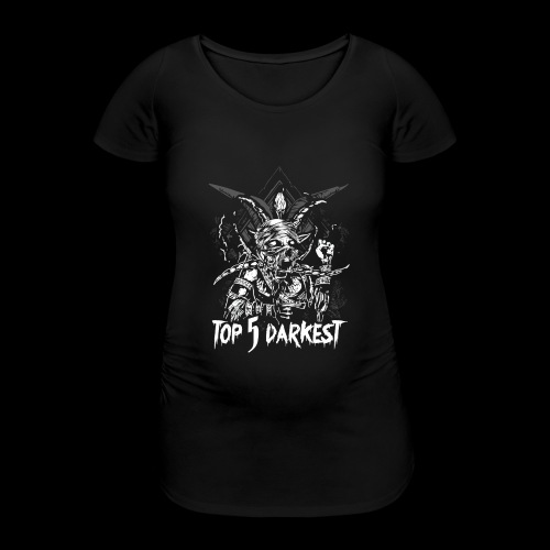 Top 5 Darkest - Women's Pregnancy T-Shirt