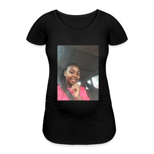 tee shirt personnalser par moi LeaFashonIndustri - T-shirt de grossesse Femme
