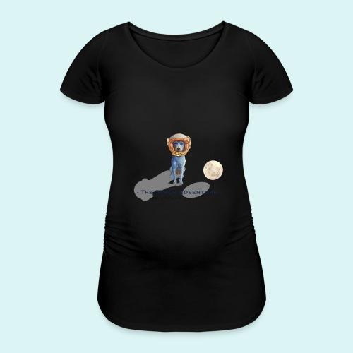 The Space Adventure - Women's Pregnancy T-Shirt