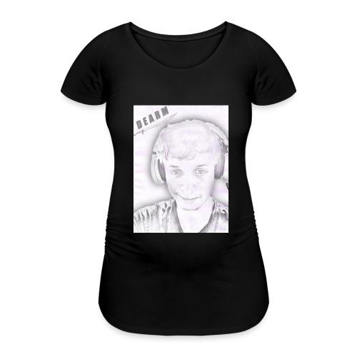 WIEK jpg - Women's Pregnancy T-Shirt